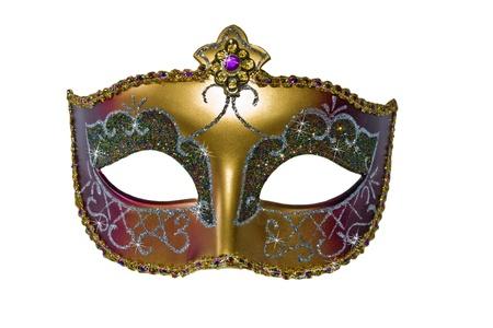 Carnival mask from Venetian carnival in Italy