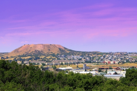 mountain, village of  castle rock Colorado