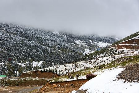yunnan: Shangri La Yunnan snow mountain