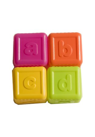 ABCD alphabet blocks for toddlers Stock Photo - 1874908