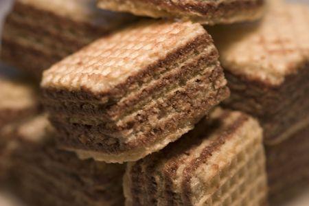 sinful: Hazelnut wafer treats