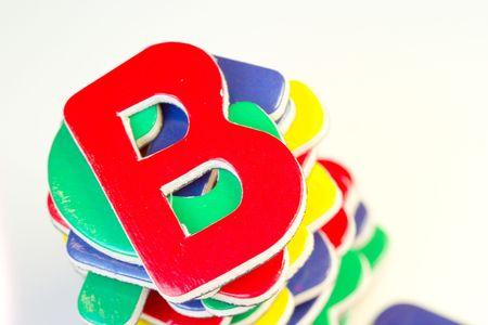 alphabet letters photo