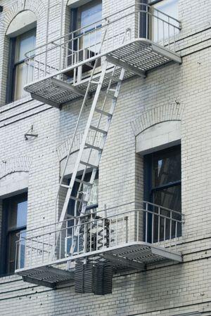 verandas: Classica bay windows, verandas and steel staircase