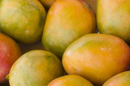 甘いマンゴー 写真素材
