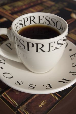 pressurized: A tasty cup of expresso