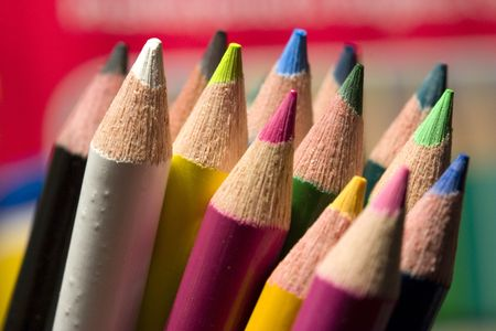 color pencils Stock Photo - 3734967