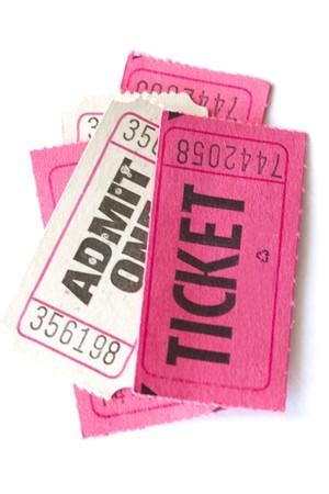 fare: Tickets