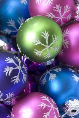 Pretty Xmas ornaments photo