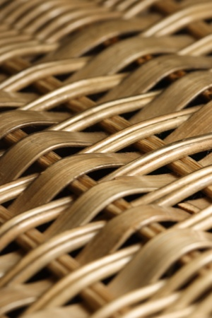 handcrafted: handcrafted rattan basket