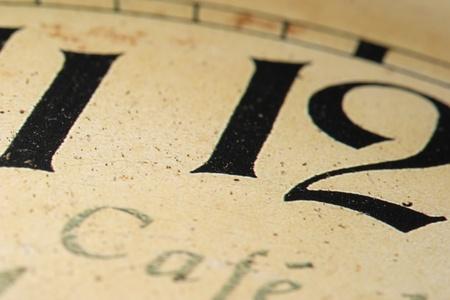 orologio da parete: Vintage orologio da parete