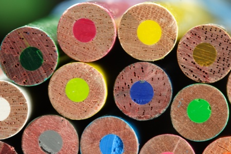 Color pencils Stock Photo - 10465299