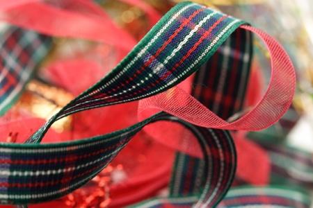 Plainds cintas de Navidad Foto de archivo - 10465297