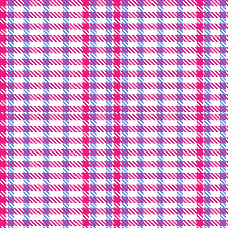 frequent: Tartan seamless pattern. Traditional fabric design. Vector illustration.