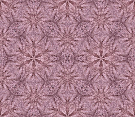 Beautiful seamless pattern with relief knitted ornament. Print for fabric and textile. Zdjęcie Seryjne