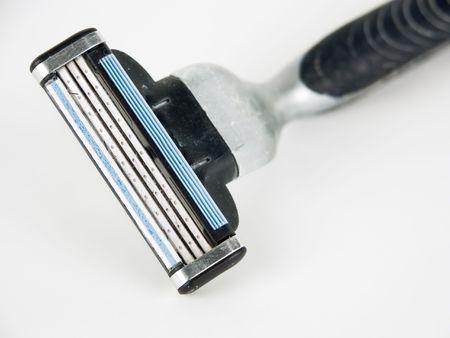 shaver: Shaver against white background
