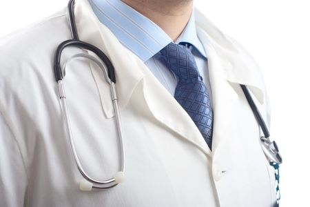 Portrait of a general hospital doctor Stock Photo - 491834