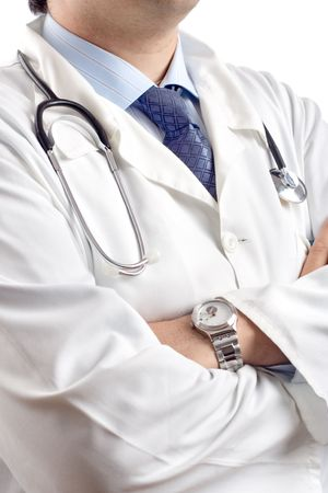 Portrait of a general hospital doctor Stock Photo - 685595