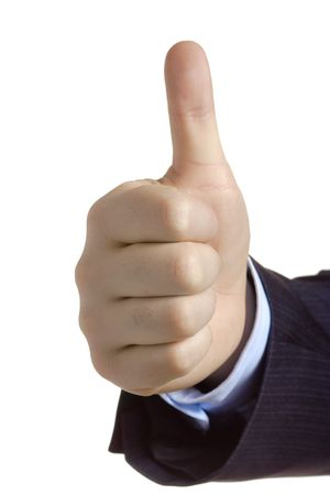 yeah: Thumbs down