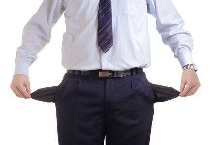 moneyless: I�m broke