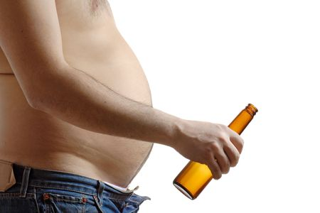 alcohol abuse: Alcohol abuse Stock Photo