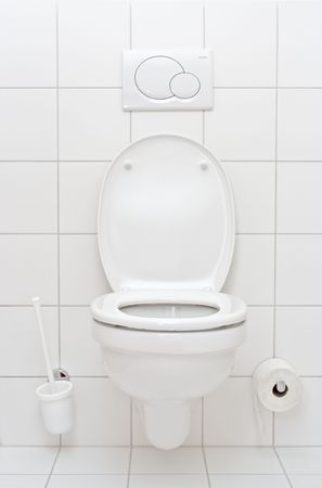 Toilet Stock Photo - 939023