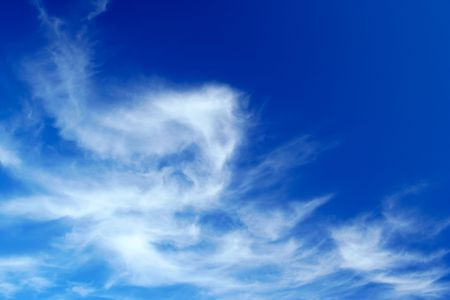 Beautiful cloud formation Stock Photo - 1201257