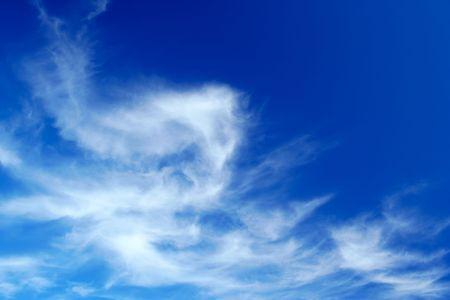 Beautiful cloud formation Stock Photo - 1201257