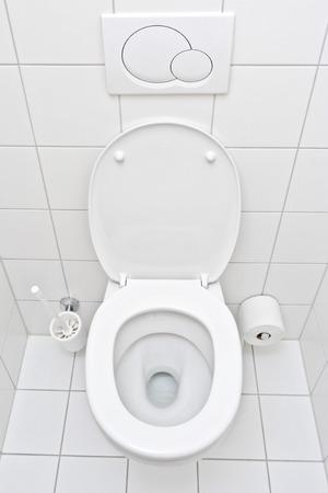 View of a toilet Stock Photo - 1480798