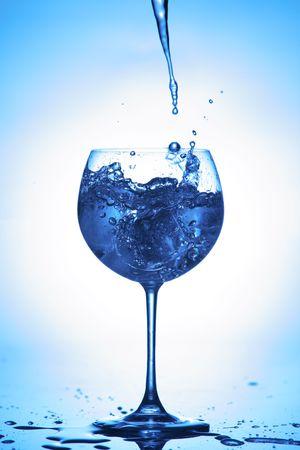 Water splash Stock Photo - 2290177