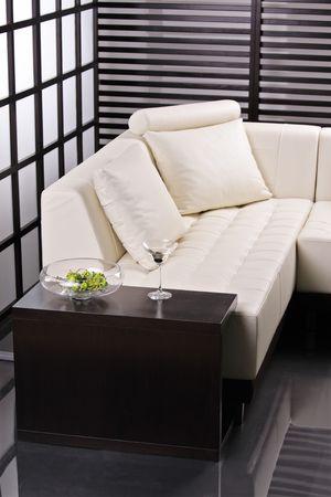 Contemporary furniture Stock Photo - 3188431