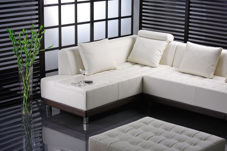 Modern interior Stock Photo - 3320334