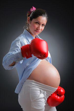 brawl: Tough mother