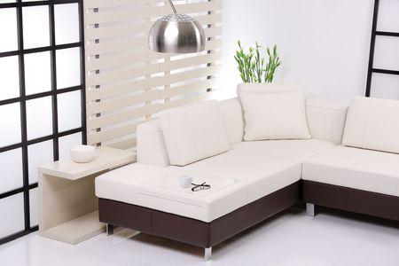 Contemporary sofa  Stock Photo - 3803393