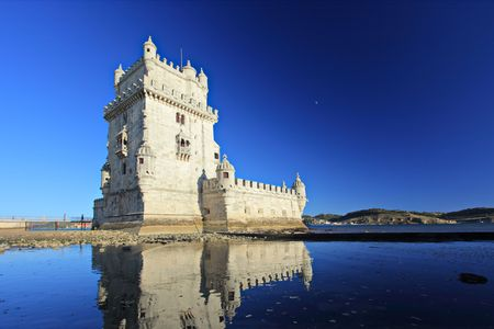 lisbon: Tower of Belem (Torre de Belem), Lisbon, Portugal