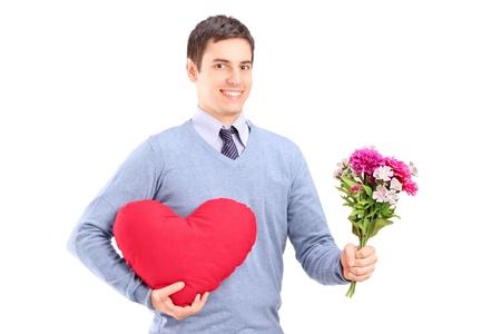 [Imagem: 16243325-um-jovem-segurando-flores-e-cor...branco.jpg]