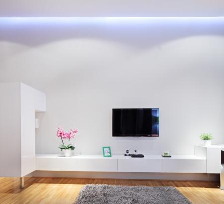 Shot of a living room interior design Stock Photo - 20361517