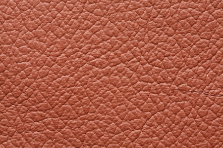 genuine leather: Brown genuine leather texture background
