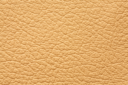 rawhide: High quality genuine yellow leather texture background
