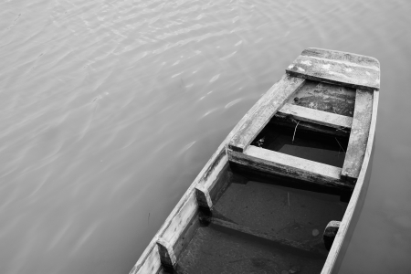 old small boat photo