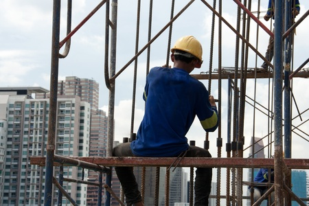 Construction workers Stock Photo - 11581404