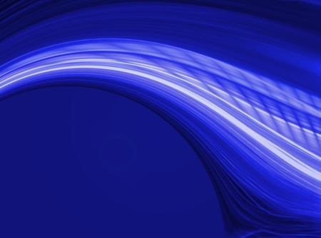 Image of abstract blue premade background with patterns photo