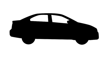 Car outline Imagens - 11142015