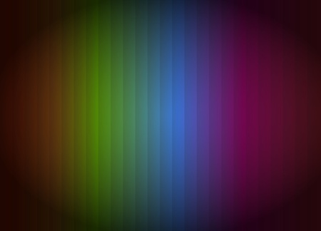 Abstract multi color background with shades of black photo