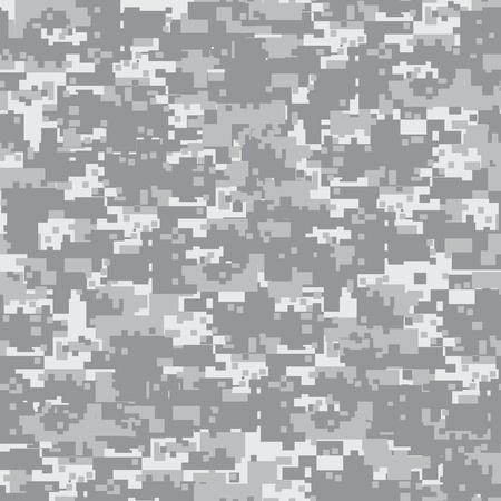 軍事砂漠迷彩のシームレスなパターン 写真素材