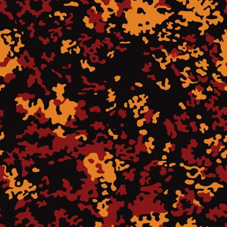 Christmas fireplace color stain seamless pattern