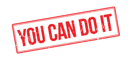 you can do it: You can do it rubber stamp on white. Print, impress, overprint. Illustration