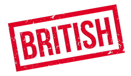 ireland cities: British rubber stamp on white. Print, impress, overprint. Illustration