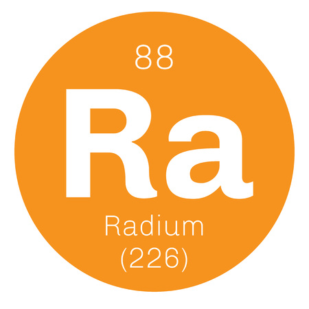 Radium is a chemical element. Radium is an alkaline earth metal. Pure radium is silver white.