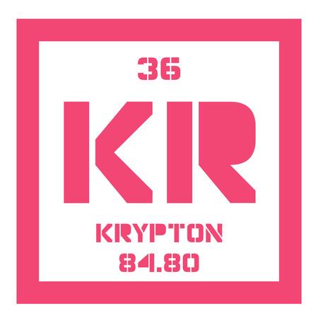 62994903 krypton es un elemento qumico pertenece al grupo de los gases nobles de la tabla peridica el nen es un gas incoloro inodoro e inerte