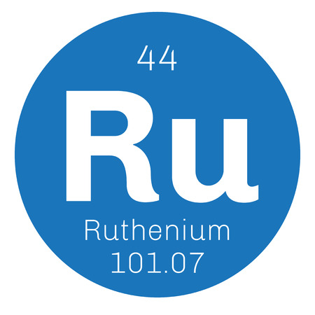 belongs: Ruthenium is a chemical element. Rare transition metal. Belongs to the platinum group of the periodic table.